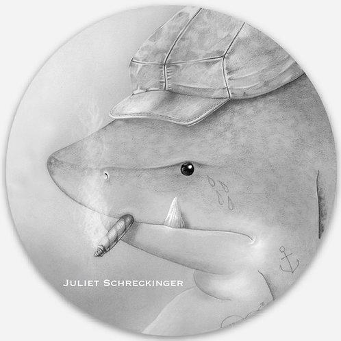 """Bad Jaws"" Sticker"