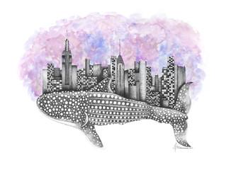 """""""Whale City"""""""