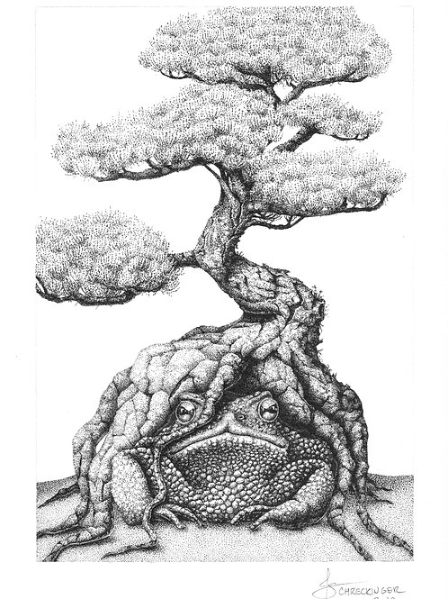 """Seymour's Tree"" Archival Print"