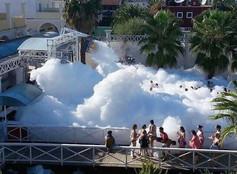 Foam Party Kavos