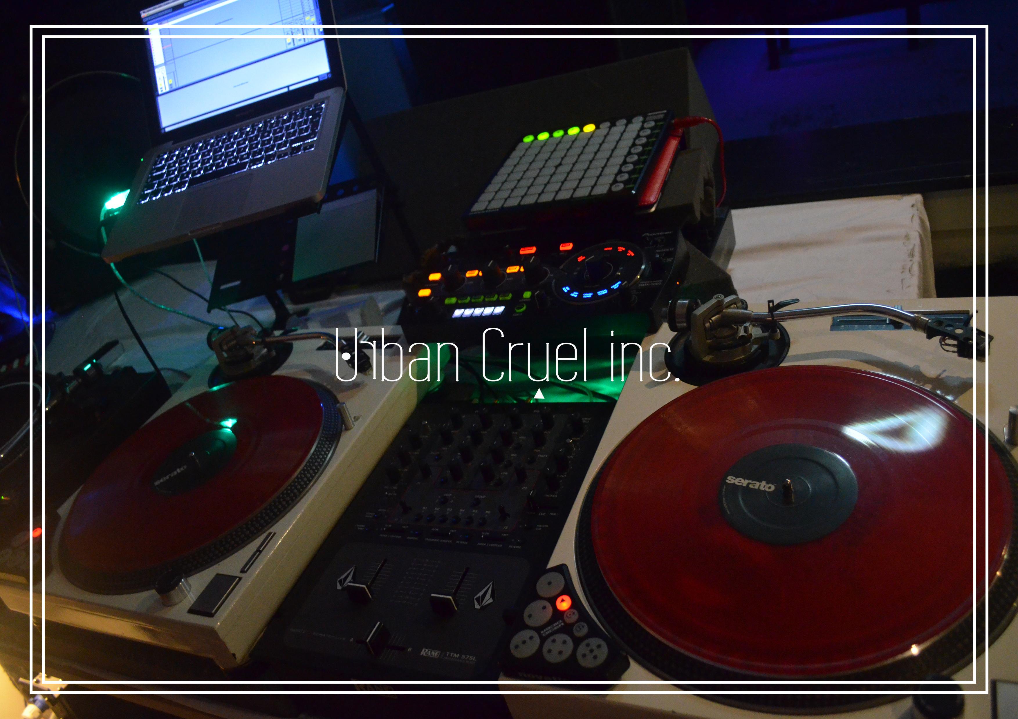 Scratch Live & Ableton Live Setup