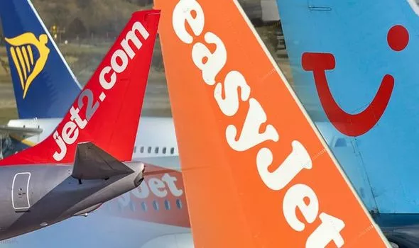 TUI, easyJet, Jet2 and Ryanair: The latest updates on when airlines plan to resume flights