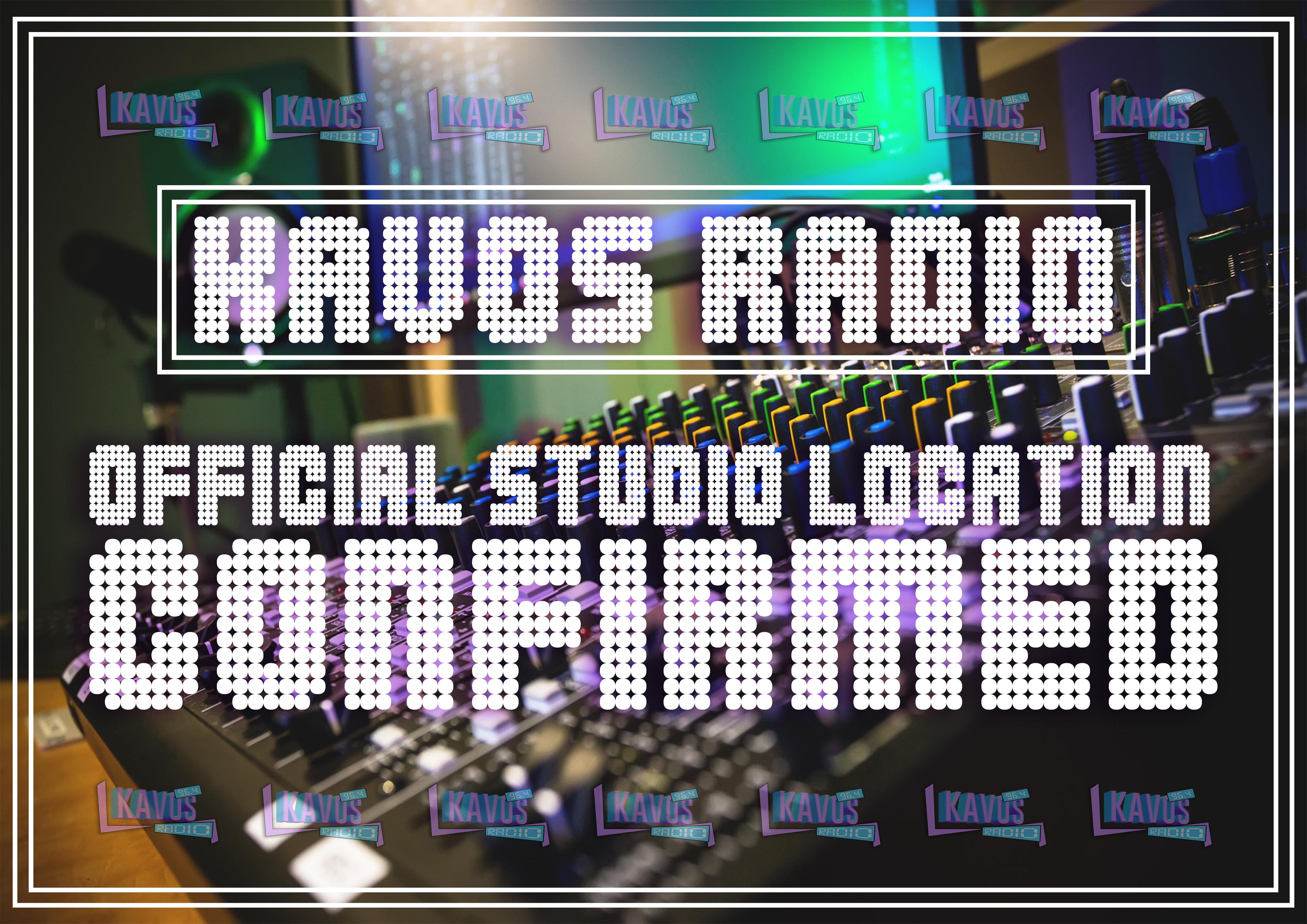 Kavos Radio Studio Location