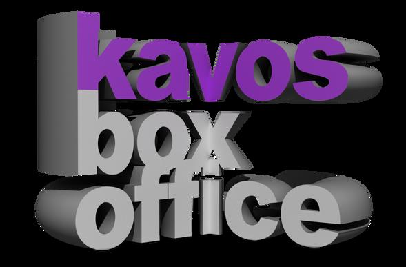 Kavs Box Office 3D Logo L Shape.png