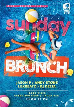 Island Beach - Sunday Brunch