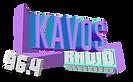 Kavos Radio Logo