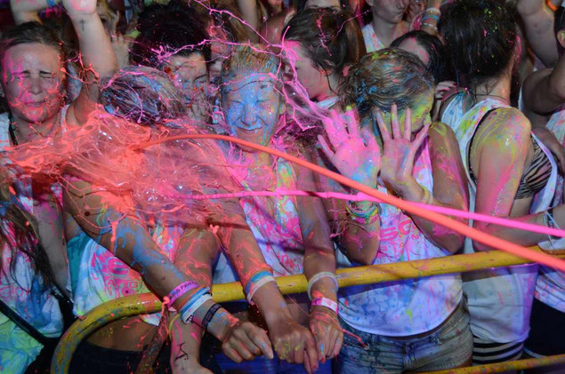 Super Paint Party  - Atlantis, Kavos