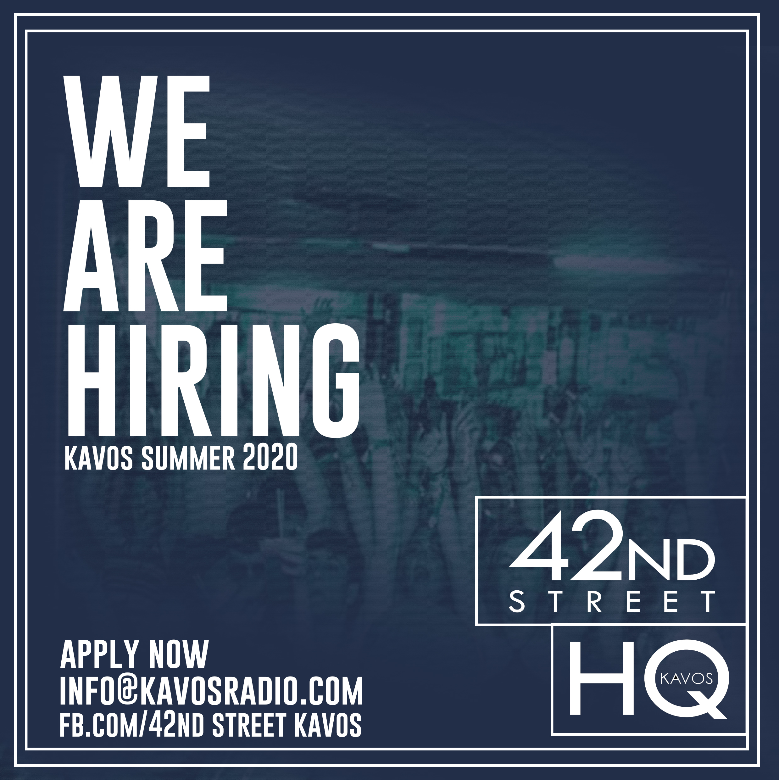 42nd Street & HQ Jobs