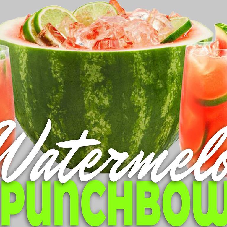 Watermelon Punchbowl