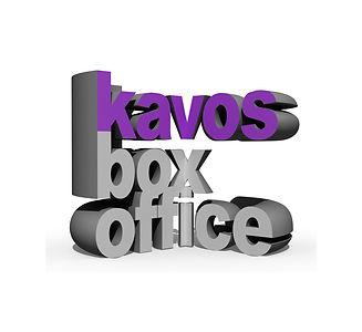Kavos Box Office Logo