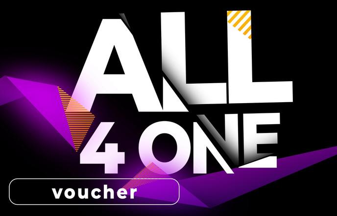 All 4 One Voucher