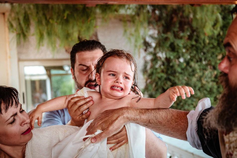 Βάπτιση Αθήνα