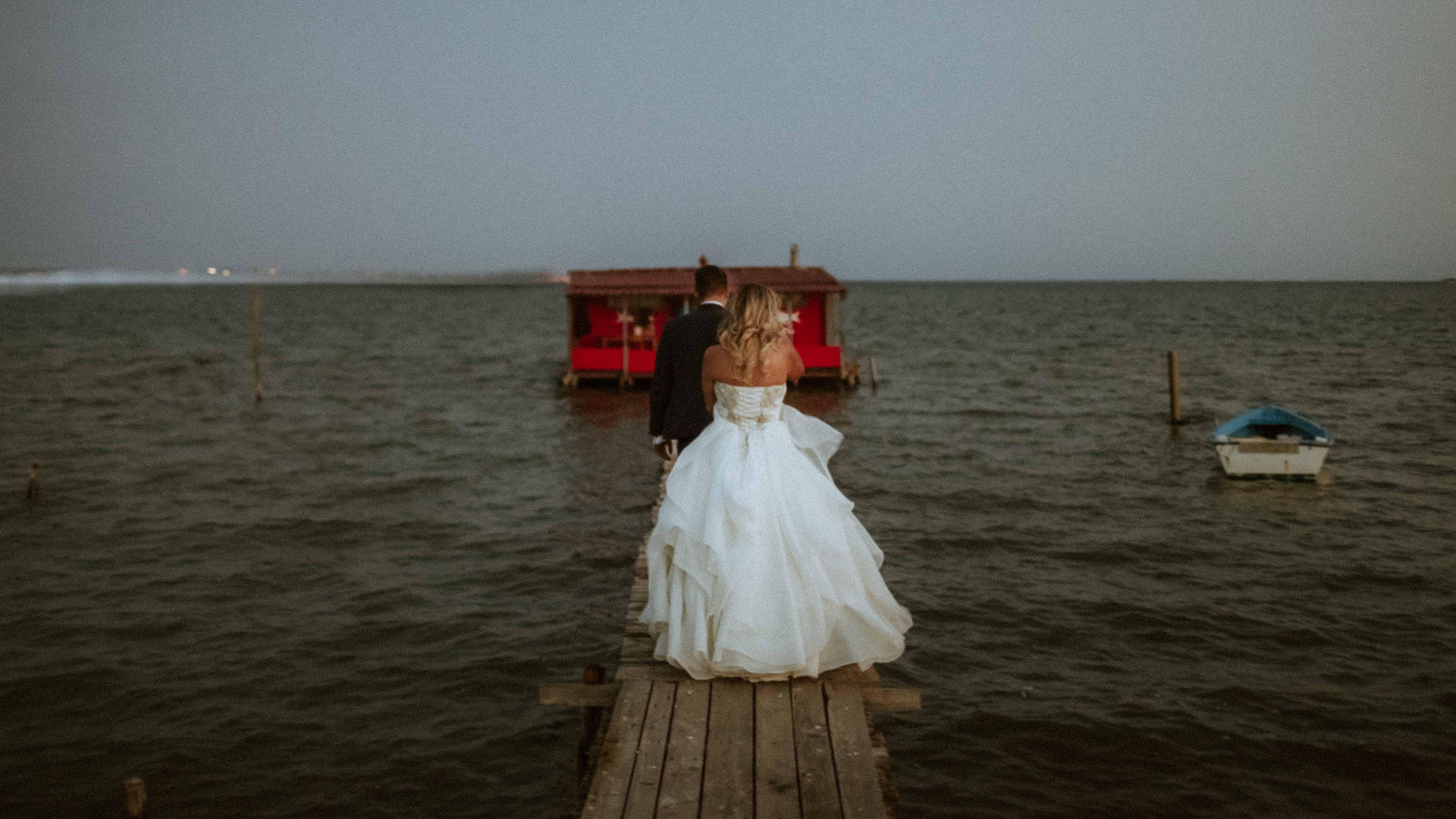 Φωτογράφηση γάμου - Χαλκιδική