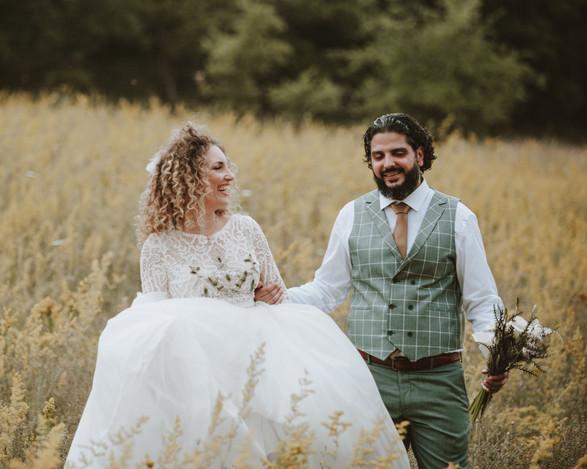 Boho wedding in Thessaloniki