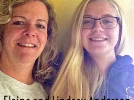 Volunteer Story: Elaine and Lindsey