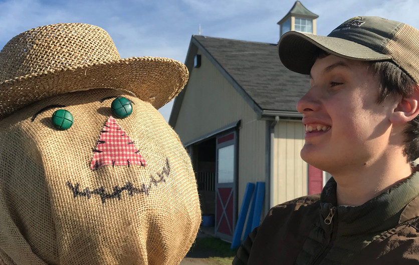 2019 Scarecrow