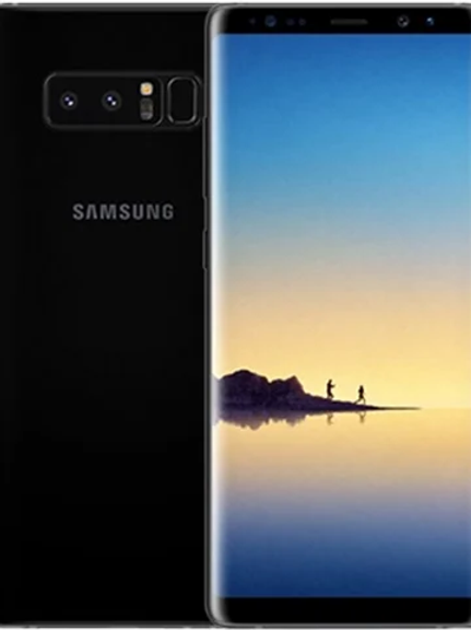 Samsung Galaxy Note 8 64GB Black