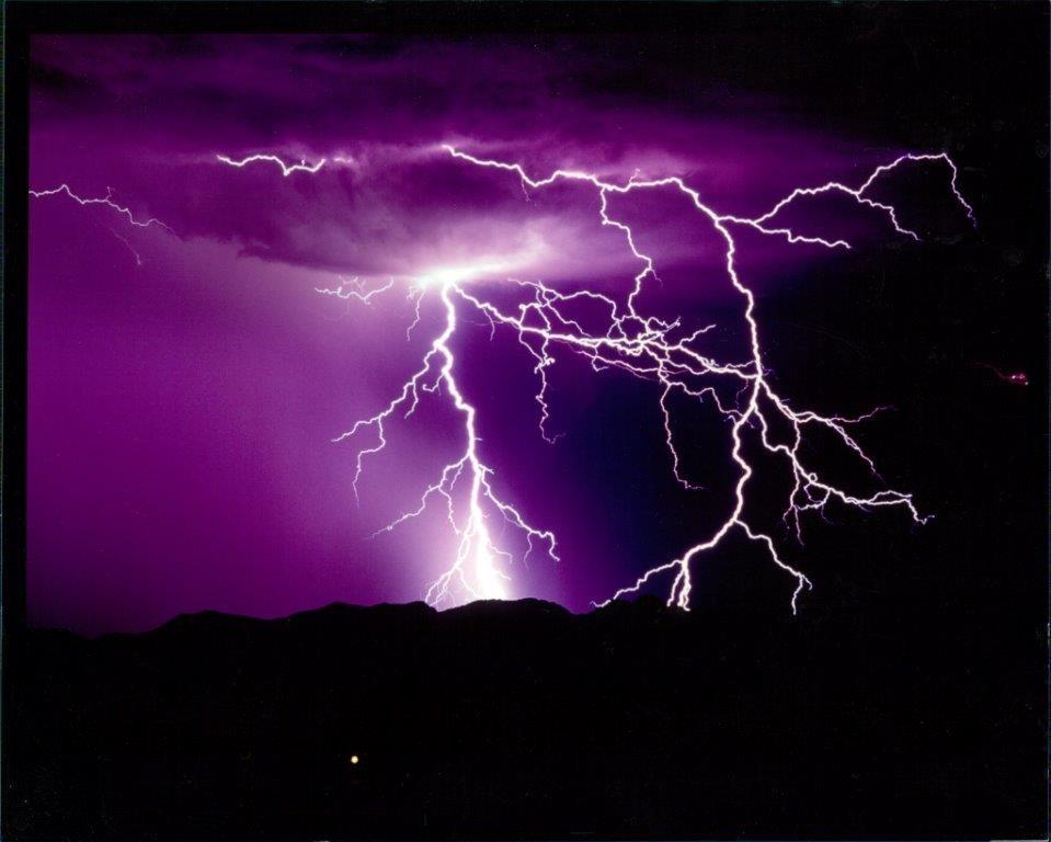 Lightning!, NOVA