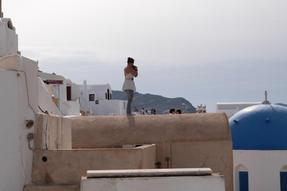 Enyém lesz a legszebb kép Santoriniről!!!