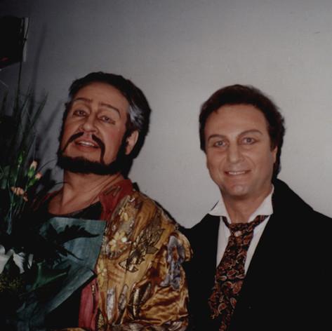 Gálakoncert: J. Nyeszterenko, Fokanov Anatolij