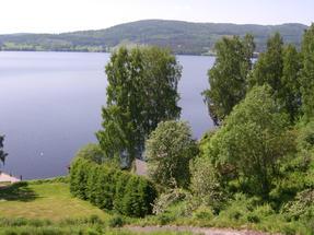 Átlagos vidéki norvég békesség és nyugalom.