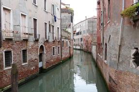 Velencei oldalág csöndje.