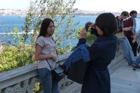 Én és a Boszporusz…