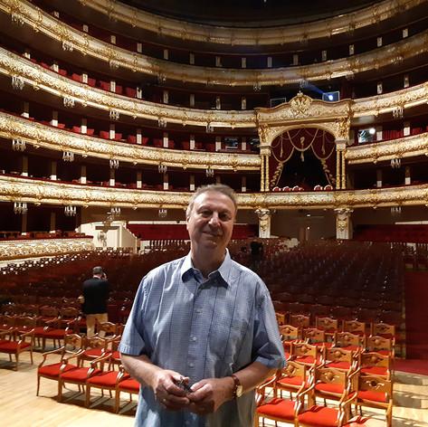Fokanov a Bolsoj Színházban - 2018