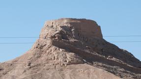 A legfélelmetesebb temetkezési hely: Iránban, a Hallgatás tornyai.