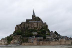 Régi álmunk: Mount St. Michel.