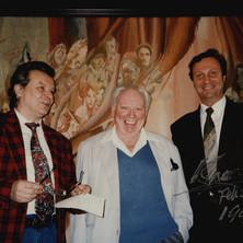 Yuri Simonov, Isaak Stern, Fokanov Anatolij