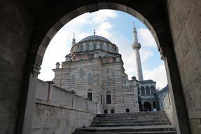 A Láleli dzsámi Isztambulban, amit szinte senki sem látogat-pedig, nagyon szép.