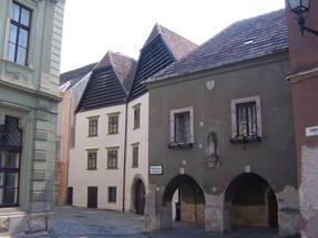 Soproni óvárosi csendéletek.