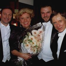 Verdi Requiem: Fokanov Anatolij, J. Obrazcova, Kiss B. Attila, Vásáry Tamás