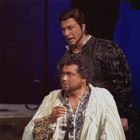 Otello: Jago, Bándi Jánossal