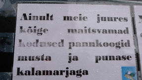 Hasonló jókat mondhatunk Rigából is, ezúttal lett nyelven.