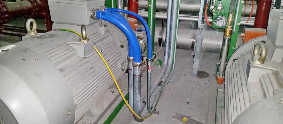 И кабель протянем и электрооборудование установим