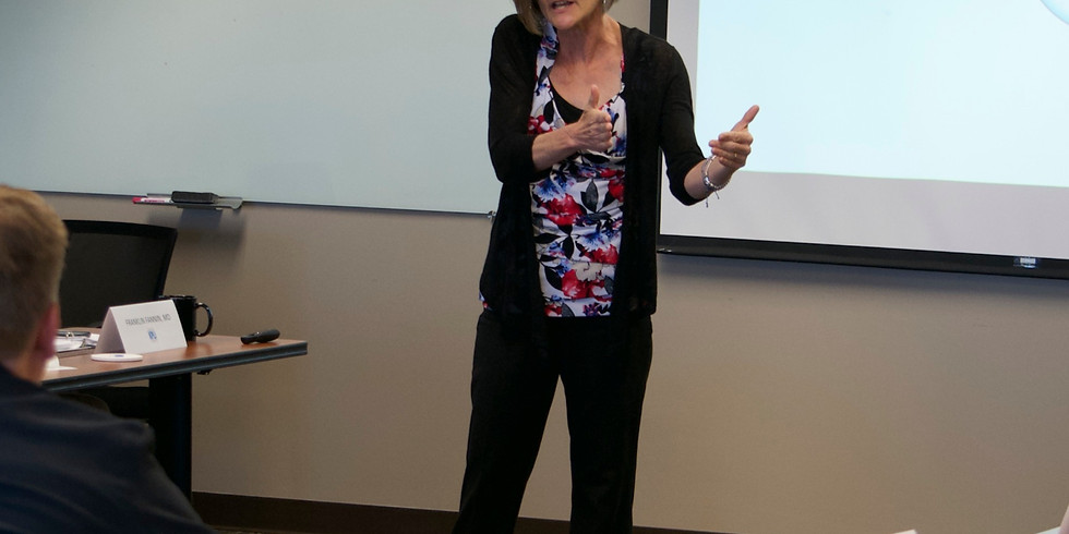 Storytelling Training for the American Cancer Society Volunteers