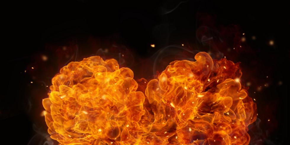 Sacred Fire Actvation