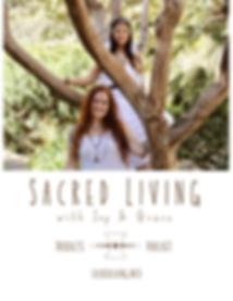 Flyer Size Sacred Living sign.png