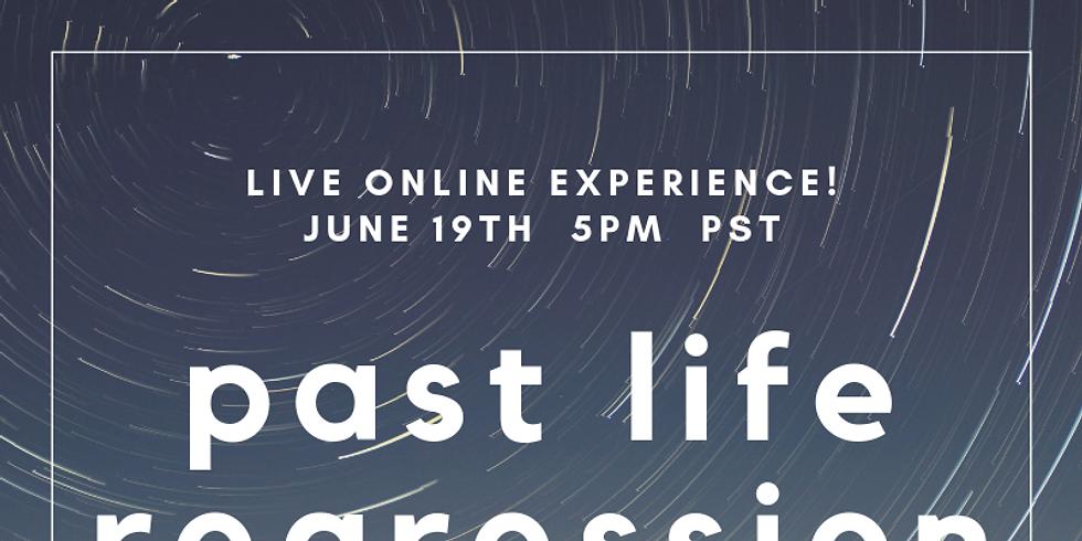Past Life Regression Online Event