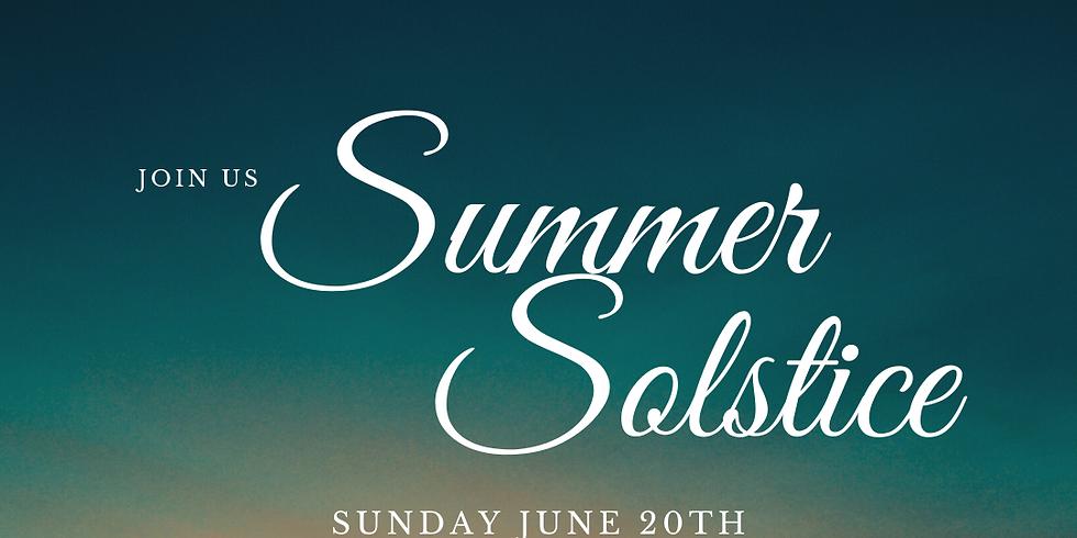 Summer SolsticeVirtual Healing & Sun Activation