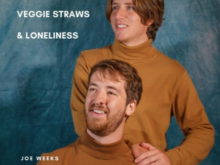 "Joe Weeks and Spondifferous Team Up for the Anthemic ""Turlenecks, Veggie Straws, & Loneliness"""