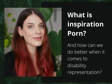 What is inspiration porn?