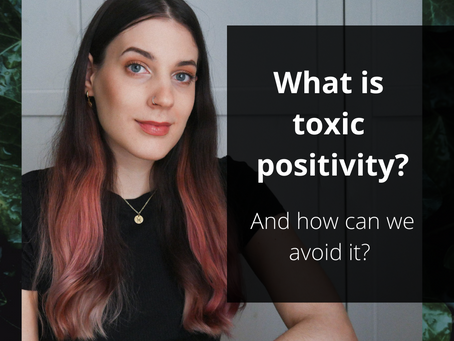 What is toxic positivity – and how can we avoid it?