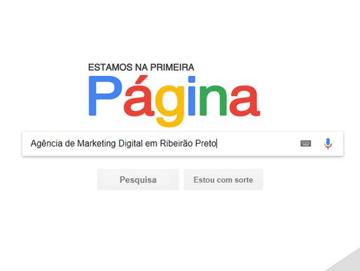 PWR Marketing Digital chega na 1º página do Google em apenas 10 meses