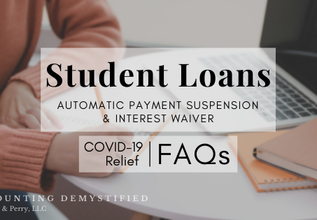 FAQs | COVID-19 Student Loan Relief