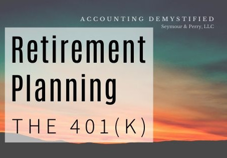 Retirement Plans Explained: The 401(k)
