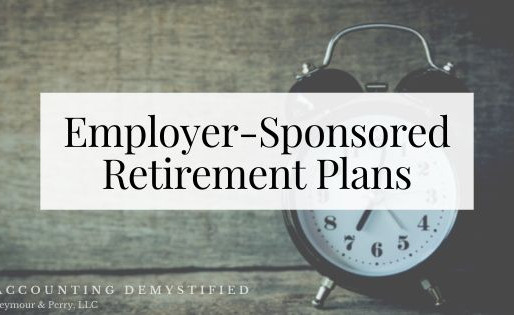 Types of Employer-Sponsored Retirement Plans