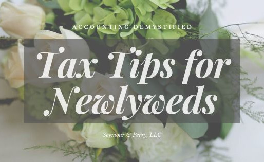 Tax Tips for Newlyweds: Choosing The Right Filing Status